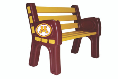 Minnesota Golden Gophers Park Bench | Imperial | 388-3040