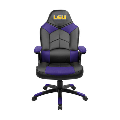LSU Tigers Oversize Gaming Chair | Imperial | 334-3005