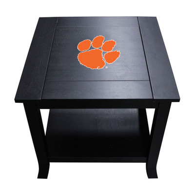 Clemson Tigers Side Table | Imperial International | 0085-7043
