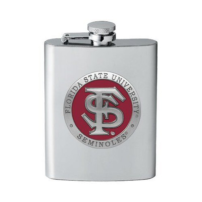 FSU Seminoles Flask | Heritage Pewter | FSK10265ER