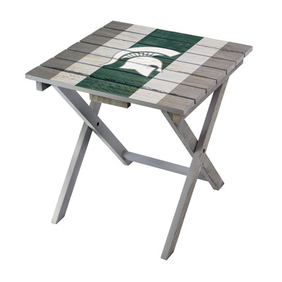 Michigan State Spartans Adirondack Folding Table | Imperial | IMP744-3016