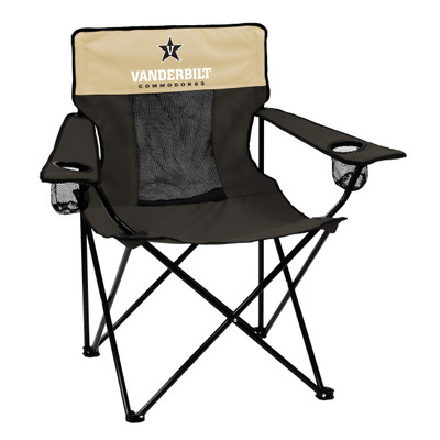 Vanderbilt Commodores Elite Tailgate Chair | Logo Chair | 132-12E