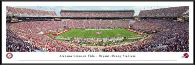 Alabama Crimson Tide Stadium Panoramic Photo Standard Frame | Blakeway | UAL6F