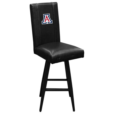 Arizona Wildcats Bar Stool Swivel 2000 | Dreamseat | XZ2000BSSBLK-PSCOL12100