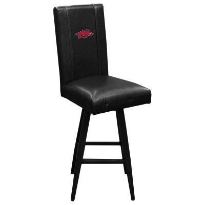 Arkansas Razorbacks Bar Stool Swivel 2000 | Dreamseat |XZ2000BSSBLK-PSCOL12015