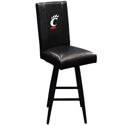 Cincinnati Bearcats Bar Stool Swivel 2000 | Dreamseat |XZ2000BSSBLK-PSCOL13555