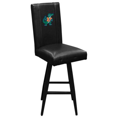 Florida Gators Albert Logo Bar Stool 2000 | Dreamseat |XZ2000BSSBLK-PSCOL11021