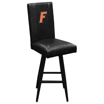 Florida Gators Block F Logo Bar Stool 2000 | Dreamseat |XZ2000BSSBLK-PSCOL11022
