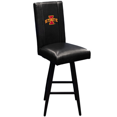Iowa State Cyclones Bar Stool Swivel 2000 | Dreamseat |XZ2000BSSBLK-PSCOL13065