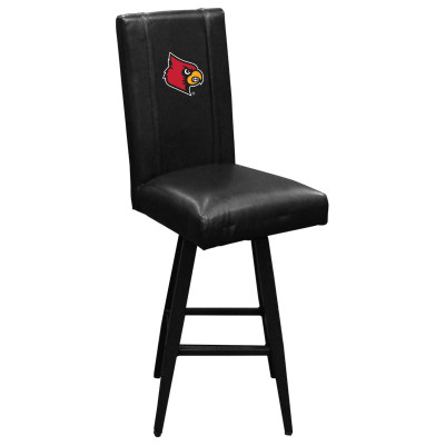 Louisville Cardinals Bar Stool Swivel 2000 | Dreamseat | XZ2000BSSBLK-PSCOL13575