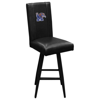 Memphis Tigers Bar Stool Swivel 2000 | Dreamseat |XZ2000BSSBLK-PSCOL13745