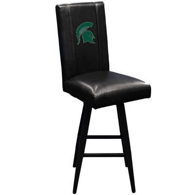 Michigan State Spartans Bar Stool Swivel 2000 | Dreamseat |XZ2000BSSBLK-PSCOL13220