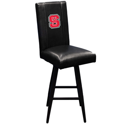 NC State Wolfpack Bar Stool Swivel 2000 | Dreamseat |XZ2000BSSBLK-PSCOL13625