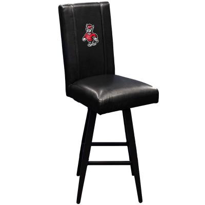 NC State Wolpack Bar Stool Swivel 2000 | Dreamseat |XZ2000BSSBLK-PSCOL13626