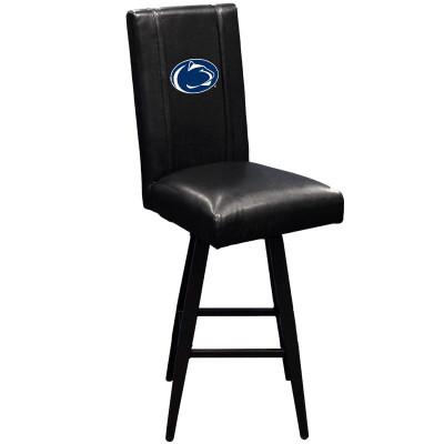 Penn State Nittany Lions Bar Stool Swivel 2000 | Dreamseat | XZ2000BSSBLK-PSCOL13210