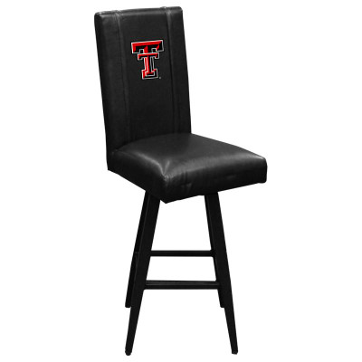 Texas Tech Raiders Bar Stool Swivel 2000 | Dreamseat |XZ2000BSSBLK-PSCOL13440