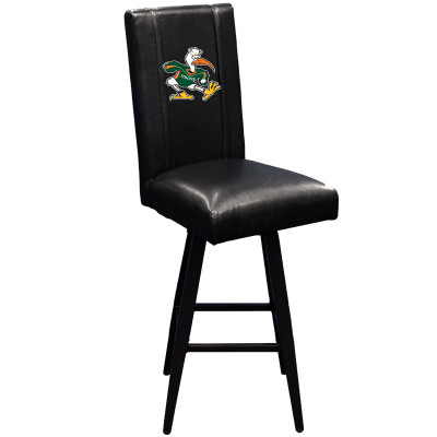 Miami HurricanesBar Stool Swivel 2000 |  Dreamseat |XZ2000BSSBLK-PSCOL12112