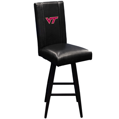 Virginia Tech Hokies Bar Stool Swivel 2000 | Dreamseat |XZ2000BSSBLK-PSCOL13225