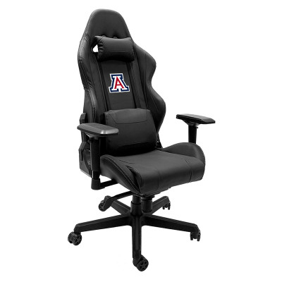 Arizona Wildcats Logo Xpression Gaming Chair | Dreamseat |XZGCXPSNBLK-PSCOL12100