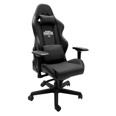UCF National Championship Logo  Xpression Gaming Chair | Dreamseat |XZGCXPSNBLK-PSCOL13539