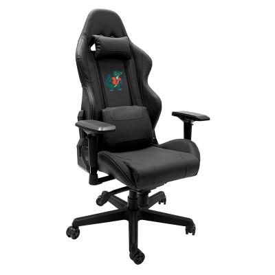 Florida Gators Albert Logo Xpression Gaming Chair | Dreamseat |XZGCXPSNBLK-PSCOL11021