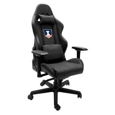 Illinois Fighting Illini Logo Xpression Gaming Chair | Dreamseat |XZGCXPSNBLK-PSCOL13600