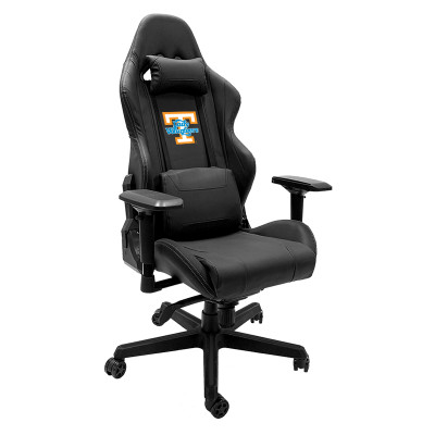 Tennessee Lady Volunteers Logo   Xpression Gaming Chair | Dreamseat |XZGCXPSNBLK-PSCOL11031