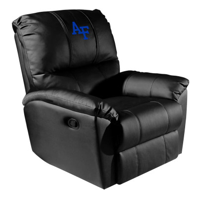 Air Force Falcons Rocker Recliner | Dreamseat | XZ52031CDRRBLK-PSCOL13281