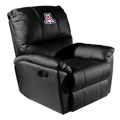 Arizona Wildcats Rocker Recliner | Dreamseat |XZ52031CDRRBLK-PSCOL12100