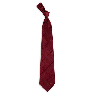 FSU Seminoles Oxford Woven Silk Tie | Eagles Wings | 4830
