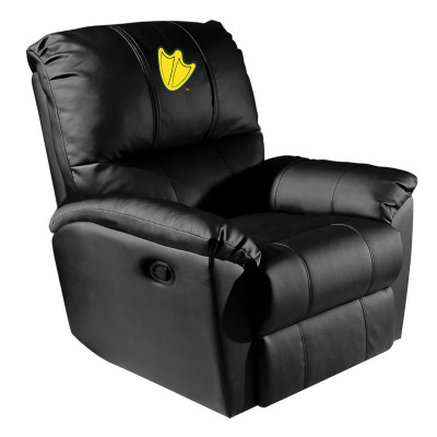 Oregon Ducks Rocker Recliner with Secondary logo | Dreamseat |XZ52031CDRRBLK-PSCOL13406