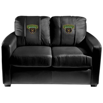 Baylor Bears  Silver Love Seat | Dreamseat | XZ7759003LSCDBK-PSCOL13010