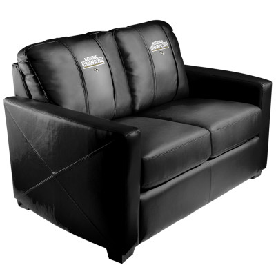 UCF Knights National Championship  Silver Love Seat | Dreamseat | XZ7759003LSCDBK-PSCOL13539