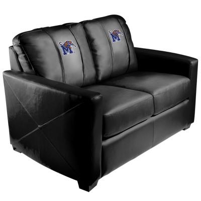 Memphis Tigers  Silver Love Seat | Dreamseat | XZ7759003LSCDBK-PSCOL13745