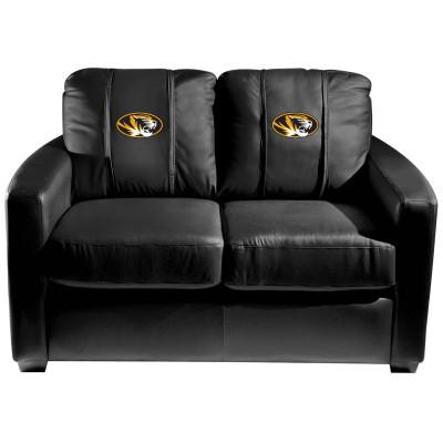 Missouri Tigers  Silver Love Seat   Dreamseat   XZ7759003LSCDBK-PSCOL13595