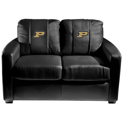 Purdue Boilermakers  Silver Love Seat   Dreamseat   XZ7759003LSCDBK-PSCOL13260