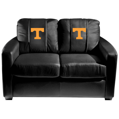 Tennessee Volunteers  Silver Love Seat | Dreamseat | XZ7759003LSCDBK-PSCOL11030