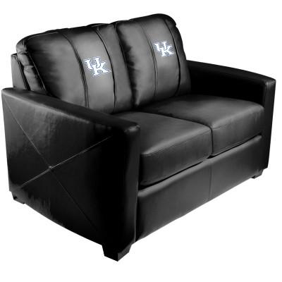 Kentucky Wildcats Silver Love Seat   Dreamseat   XZ7759003LSCDBK-PSCOL13200