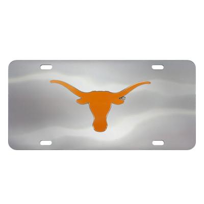 Texas Longhorns Diecast License Plate | Fanmats | 26928