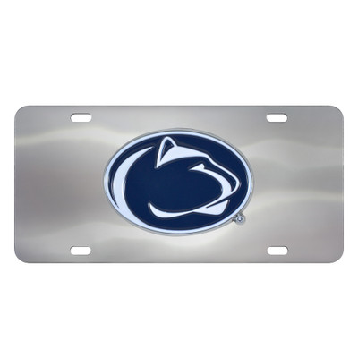 Penn State Nittany Lions Diecast License Plate | Fanmats | 26924