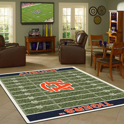 Auburn Tigers Football Field Rug | Milliken | 4000054614