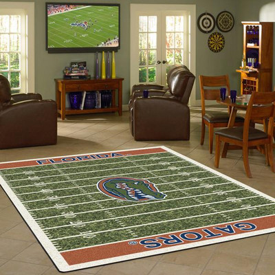 Florida Gators Football Field Rug | Milliken | 4000054675