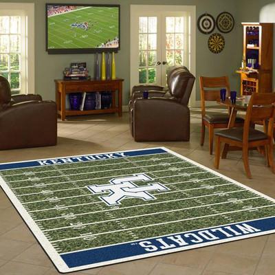 Kentucky Wildcats Football Field Rug | Milliken | 4000054631