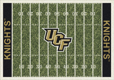UCF Knights Football Field Rug | Milliken | 4000096235