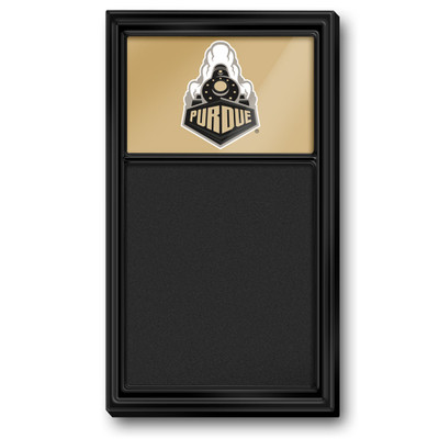Purdue Boilermakers Team Board Chalkboard--Train-Gold | Grimm Industries |PU-620-03