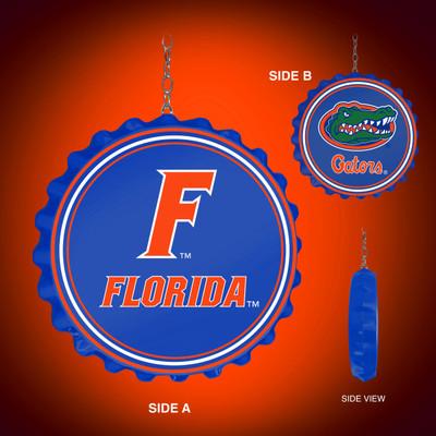 Florida Gators Team Spirit Bottle Cap Dangler- Logo | GRIMM Industries |UF-220-01