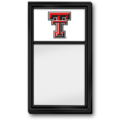 Texas Tech Red Raiders Team Board Whiteboard-Primary Logo | Grimm Industries |TT-610-01
