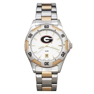 Georgia Bulldogs Men's All Pro Watch | Logo Art | UGA153