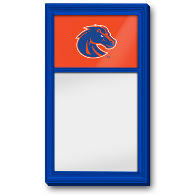 Boise State Broncos Team Board Whiteboard-Primary Logo | Grimm Industries |BS-610-01
