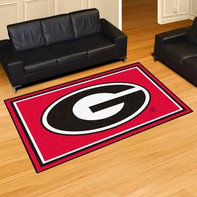 Georgia Bulldogs Area Rug 5' x 8' | Fanmats | 6261